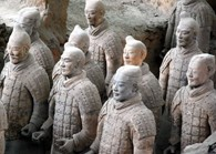 Xian Terra Cotta Warriors Day Tour