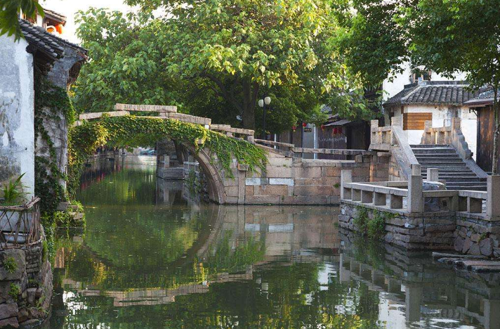 Shanghai Shore Excursion Suzhou Zhouzhuang Tour