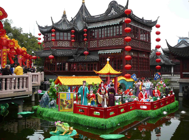 Shanghai Shore Excursion Tour